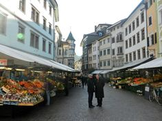 Piazza delle Erbe - Bolzano South Tyrol, Pinterest Photos, Photo Journal, Trip Advisor, Skiing, Wanderlust, Street View, Mountains, World