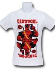 Deadpool Wild Card T-Shirt