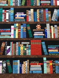 """Тихая комната: """"Книжные полки"""" (""""Книжный шкаф"""", """"Библиотека""""). Простые полоски."""