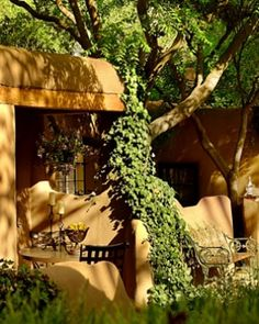 La Posada de Santa Fe Resort - Santa Fe, New Mexico #Jetsetter