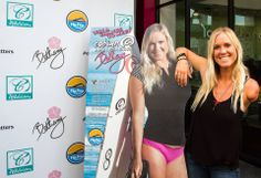 Win A Day with Bethany Promo at ALL Flip Flop Shops!  1) Snap a photo with the life size cut out at any FFS location 2) Upload photo to Instagram with #everystepmatters and an Inspirational Message 3) Bethany will choose the winner herself!  #bethanyhamilton