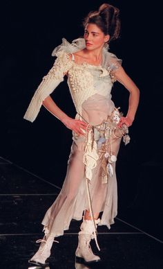 christian dior haute couture spring/summer 2000