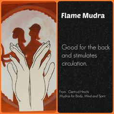 flame mudra