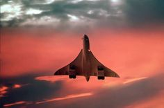 Concorde ( The sun sadly went down for this star ) ⭐️ ☑️