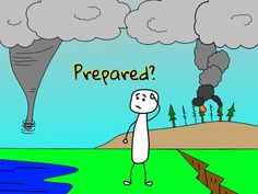 As a house sitter, you can stay in tropical locations prone to earthquakes and hurricanes, mountain towns susceptible to forest fires, tornado alley in the US...do you have an emergency preparedness plan for these type of events?