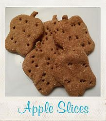 Sable Cakes Apple Slices #sablecakes
