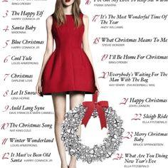 Christmas playlist!