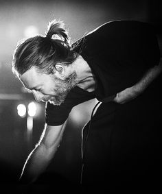 Thom Yorke. I'm in love forever.