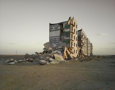 Nadav Kander. Inside the Former Soviet Union's Secret Nuclear Test Cities
