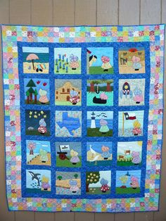 Sunbonnet Sue in Texas Quilt Pattern by sharoney54 on Etsy, $29.95