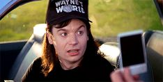 BROTHERTEDD.COM - bob-belcher: Wayne's World (1992) directed... Wayne's World, Bob, Bob Cuts, Bob Sleigh, Bobs