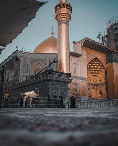 Islamic World, Islamic Art, Karbala Pictures, Imam Hussain Karbala, Imam Hussain Wallpapers, Karbala Photography, Mola Ali, Shia Islam, Imam Ali