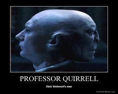 PROFESSOR QUIRRELL