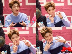 UP10TION Incheon Fansigning #Gyujin
