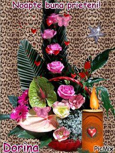 Noapte buna Vote Sticker, Floral Wreath, Wreaths, Table Decorations, Plants, Floral Crown, Door Wreaths, Deco Mesh Wreaths, Plant