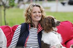 Kate Humble, who owns three dogs, will give out tips for picking the perfect pet in BBC 2's Choose the Right Puppy for You, which will air on Monday