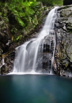 Hiji Falls, Okinawa,