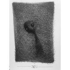 - Fear Of the Dark -  #sketch #art #drawing #illustration