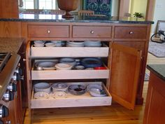 Instead of traditional corner cabinet consider butting two cabinets together. Eliminates awkward, hard to reach corner area.
