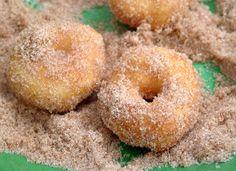 Mini Fair Donuts recipe