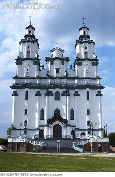 Catholic Church in Bialystok, Poland