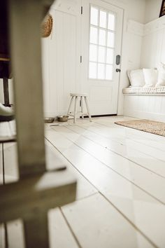 How to Paint your Floors