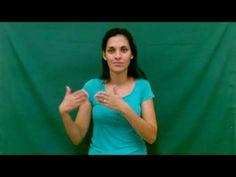 Lengua de Señas - Instituto de Idiomas: Nivel 2: Transporte y Otros Videos, Sign Language, Transportation