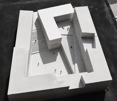 Physical models have, for centuries, been a highly-effective way of explaining an architectural idea, allowing the audience to experience a concept...