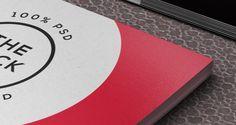 PSD Business Card Mock-Up Vol9