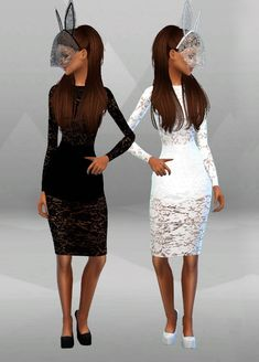 Ariana Grande Inspired Collection at Simpliciaty via Sims 4 Updates