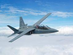 Textron Scorpion jet.