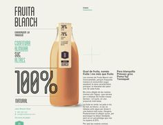Clean, nice typography and layout + minimal website.