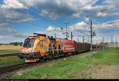 RailPictures.Net Photo: ÖBB 1016 048 Austria Federal Railways (ÖBB) ÖBB 1016 at Summerau, Austria by Jaroslav Dvorak