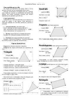 Mat geometria figuras geometricas