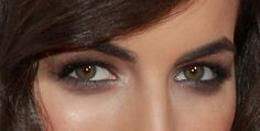 How To Get Camilla Belle's Insanely Hot Dramatic Eye Makeup Look