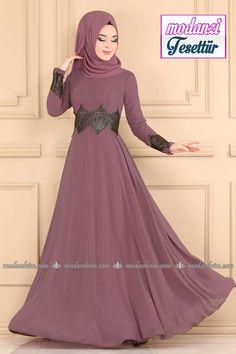 Mode Hijab, The Dress, Site Internet, Officiel, Or Rose, Formal Dresses, Shopping, Fashion, Feminine Fashion
