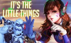 7 Little Overwatch Things You Probably Didn''t Notice