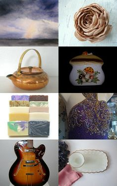 My Merry Mushrooms napkin holder is featured in this treasury! Eye music by Kristen on Etsy--Pinned with TreasuryPin.com