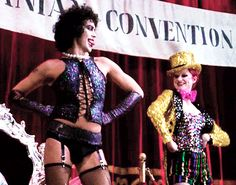rocky horror picture show columbia Frank-n-furter