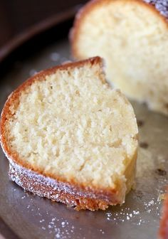 This Kentucky Butter Cake is CRAZY moist, buttery and coated with a sweet…