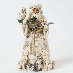 Jim Shore's Woodland Santa