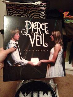 Pierce the veil vinyl