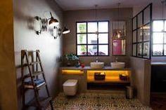 Salle de bain de style de style Industriel par CONTRACT SOLUTIONS