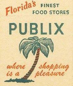 Publix. Where shopping is a pleasure! #contest
