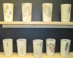 Bookhou vases