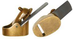 Bronze Violinmakers' Plane