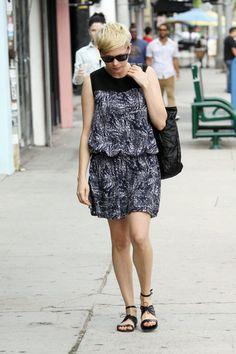 Michelle Williams Clothes