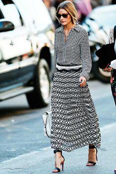 Te contamos los fashion tips de una de las mujeres con más estilo.