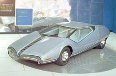 Nissan 126X, 1970 Wow! I had one of these as a Corgi car. Wish I still had it...