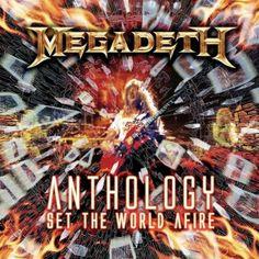 Megadeth - Set the World Afire (2008) - MusicMeter.nl